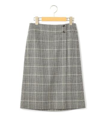 グレナカートフラノ スカート