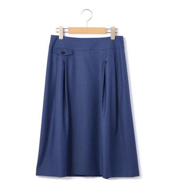 ストレッチギャバ スカート