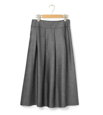 ダンガリークロス スカート