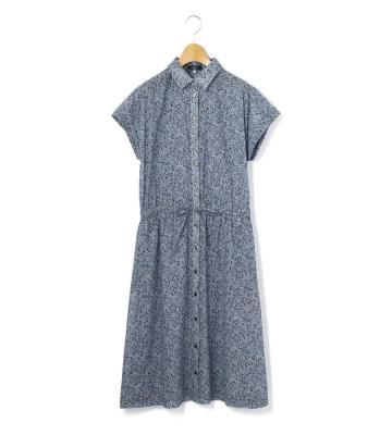 リバティプリント ドレス