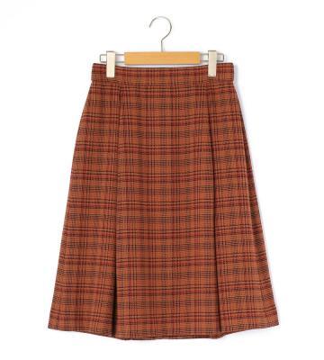 テッドベリーチェック スカート