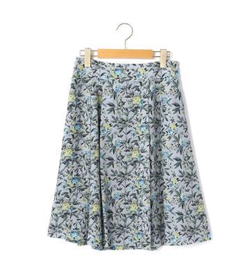 リバティプリント スカート