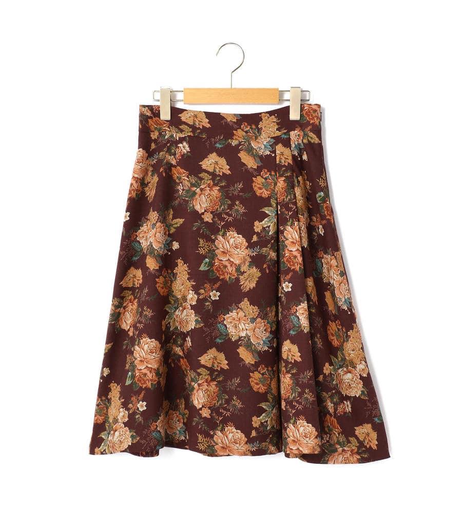 ヴィクトリアンローズ スカート