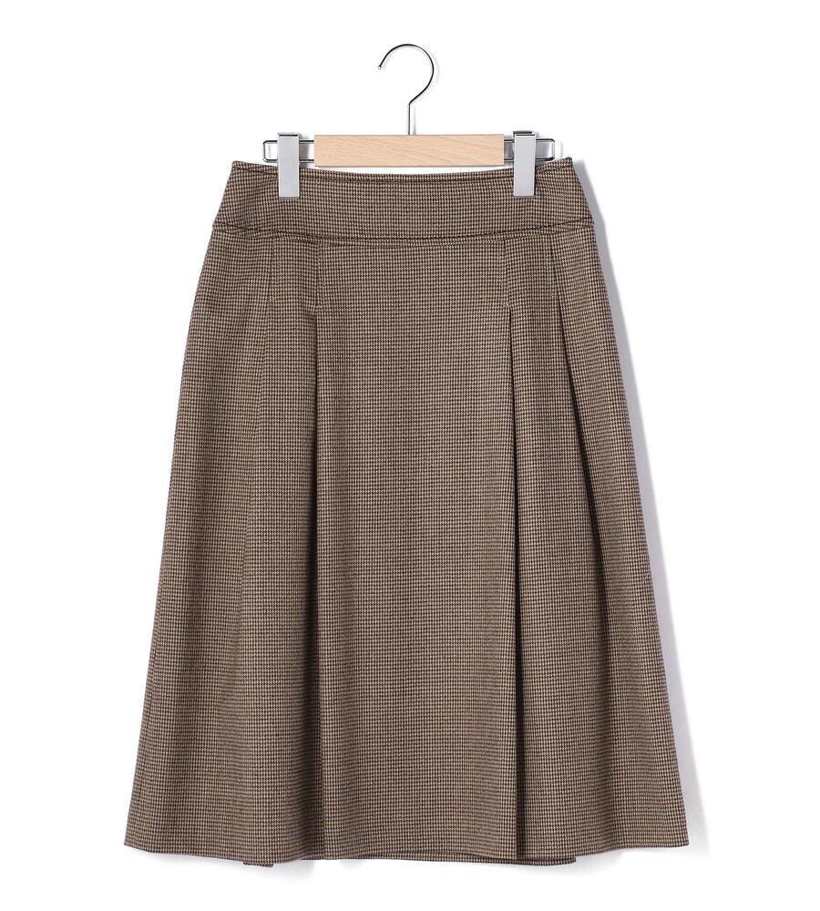 サキソニーストレッチ スカート