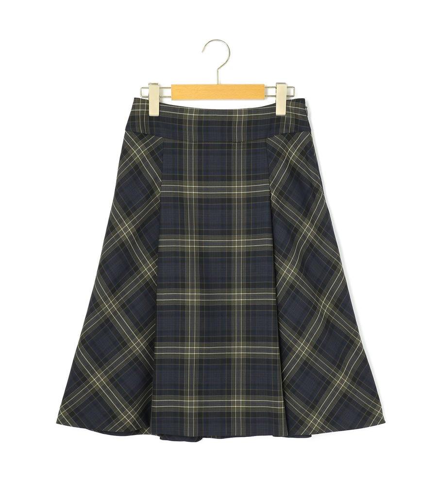 ビエラチェック スカート