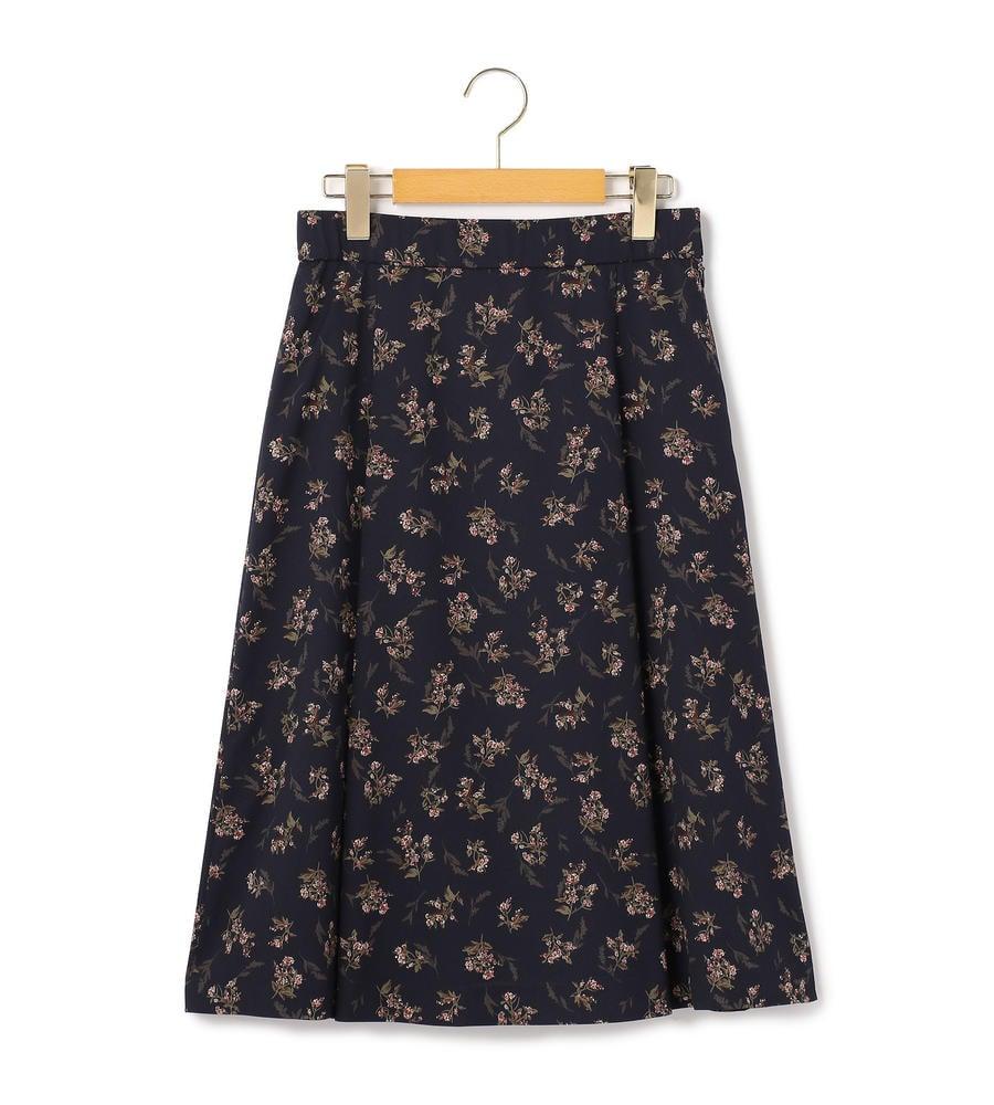 フラワーデシン スカート