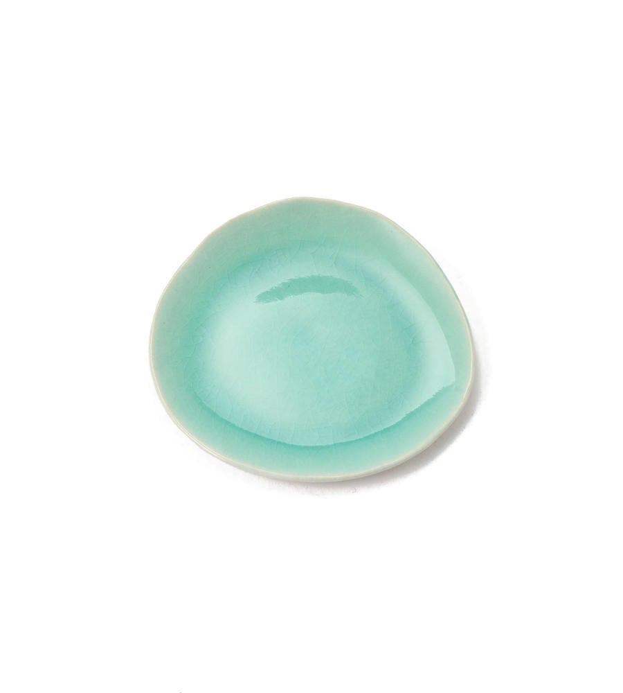 美しい色合いと、クラフト感のあるデザインに趣のある豆皿等新規入荷致しました。