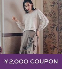 【And Curtain Call】ニットフェア開催中!2,000円クーポンプレゼント