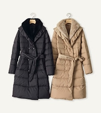 【SCAPA】冬本番!この時期活躍する冬コートをご紹介!