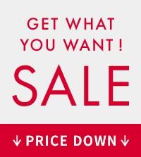 【プライスダウン】本日よりSCAPA、KEITH、marimekkoなど、一部セール商品がさらにお買い得になりました!