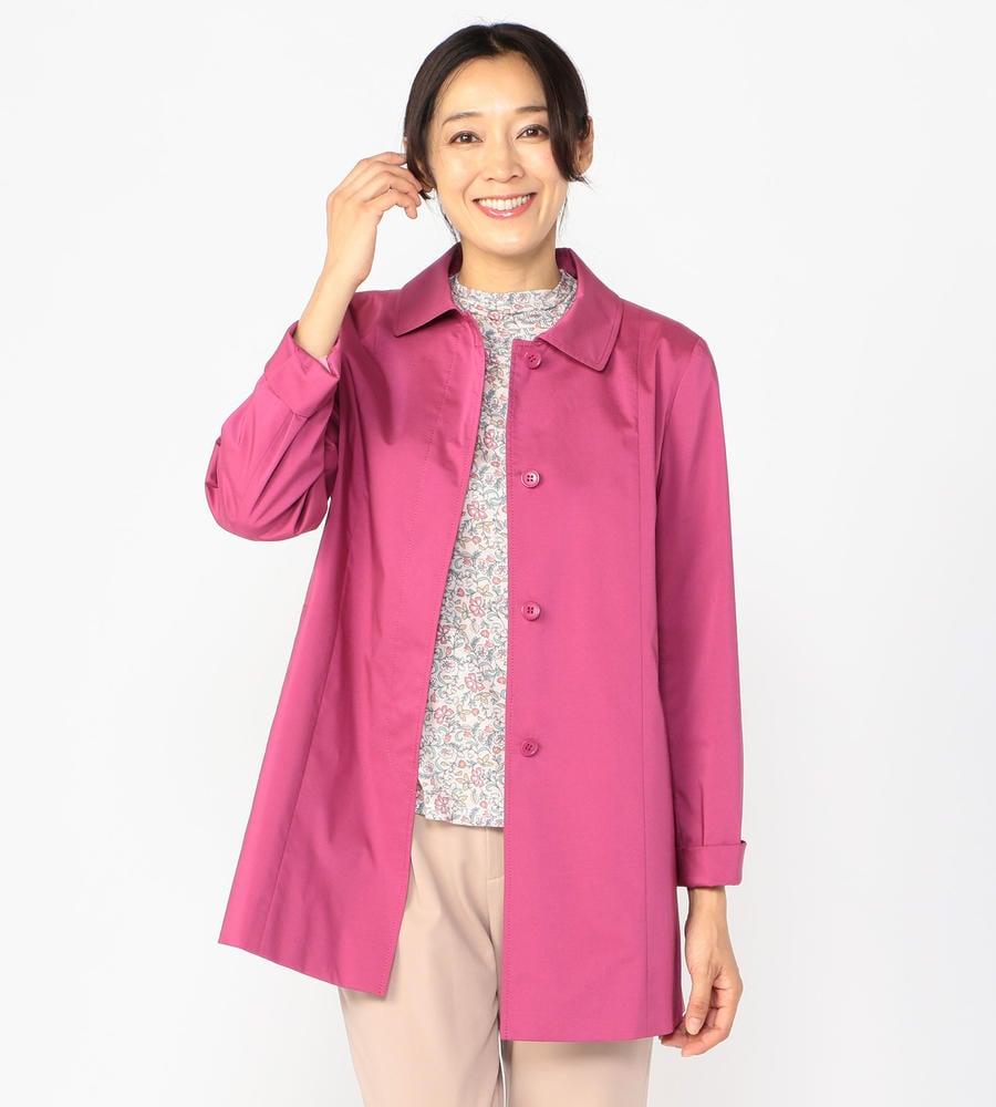 さらりと羽織れて季節の変わり目に活躍するミドル丈コート等新規商品入荷致しました。