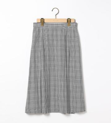 由緒正しいブリティッシュテイストが漂うグレンチェック柄の生地を使用したスカート等新規入荷致しました。