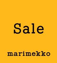 【Marimekko】本日より2020年春夏アイテムが30%off!【Sale】