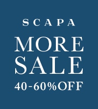 【SCAPA】セール商品、さらにプライスダウン!