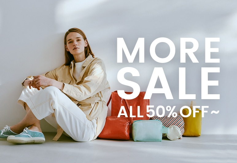 【BS】MORE SALE