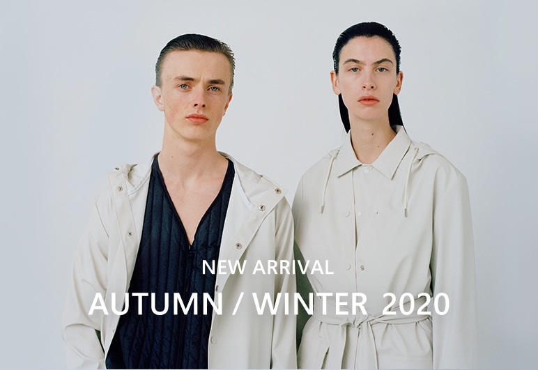 01【RS】AUTUNMN / WINTER 2020 NEW ARRIVAL