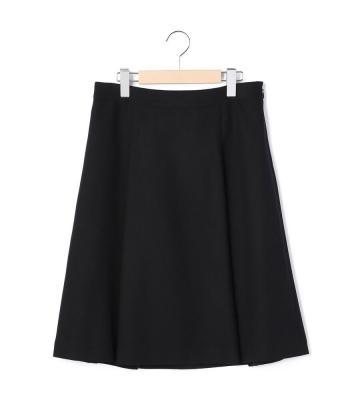優美な印象で着こなせる切り替えデザインのバーズアイスカートが新規入荷致しました。