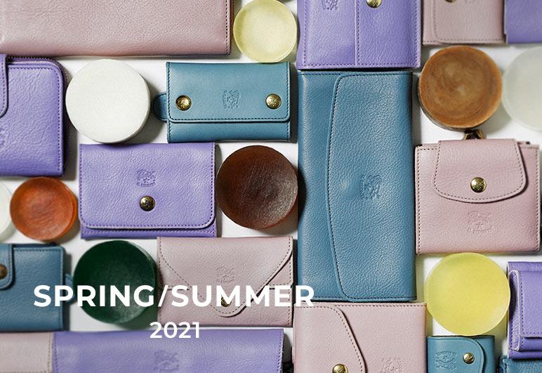 01【ILB】2021SPRING SUMMER COLLECTION