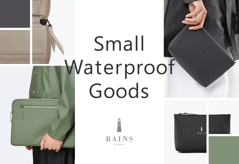 01【RS】Small Waterproof Goods