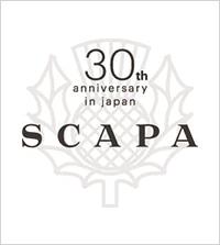 【SCAPA】〈30th Anniversary Fair〉日本上陸30周年の特別なプリントを使用したコレクション