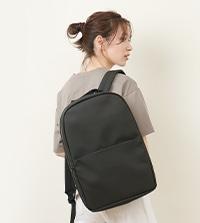 <RAINS>Bag Selection|これからのレインシーズンにも大活躍のバッグアイテムをご紹介