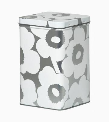 ケシの花をモチーフにしたUnikko(ウニッコ)柄の蓋付きボックス等新規商品入荷致しました。